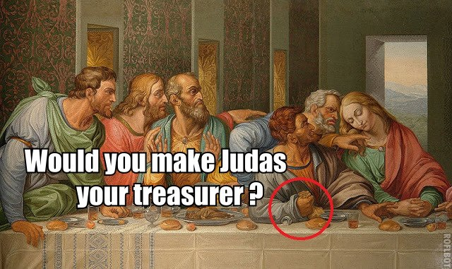 who hired Judas
