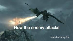 Enemy-Attacks