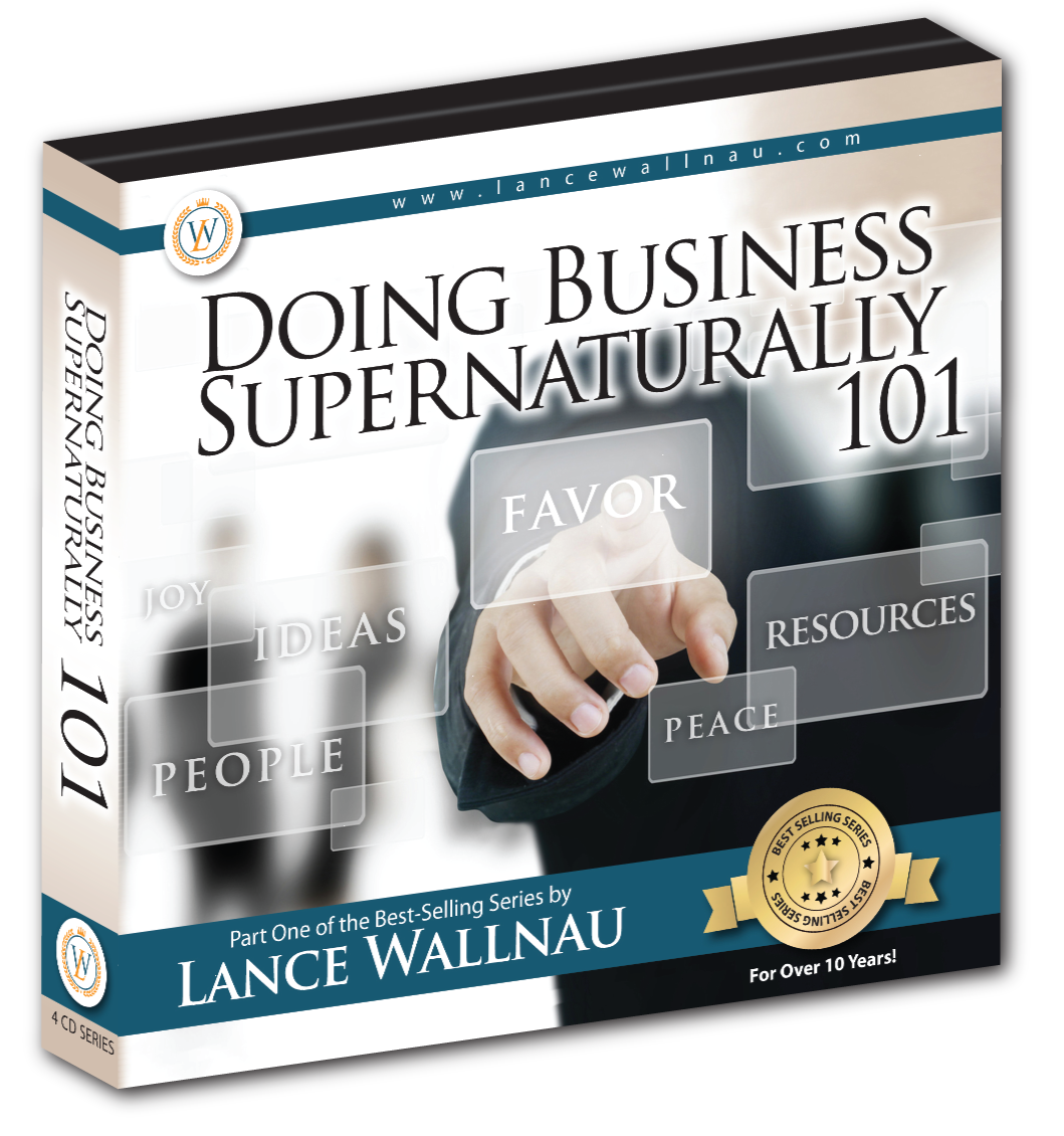 Doing Business Supernaturally