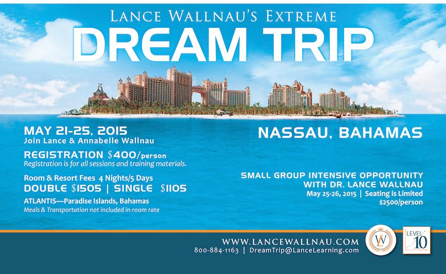 Dream Trip 2015
