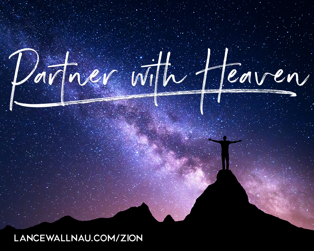 partner with heaven