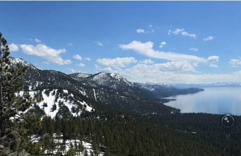 tahoe mountains