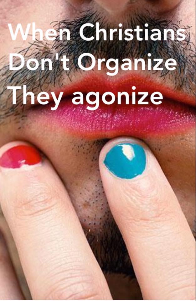 christians organize