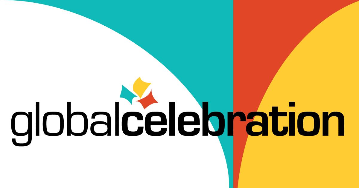 global celebration logo